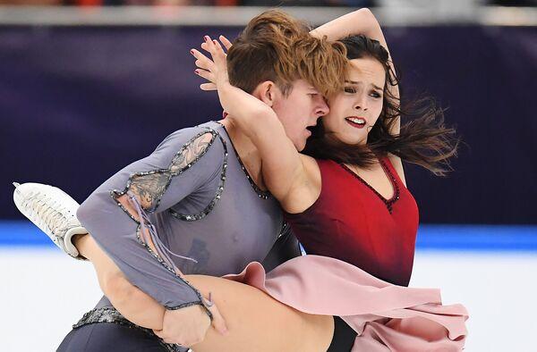 Бетина Попова и Сергей Мозгов
