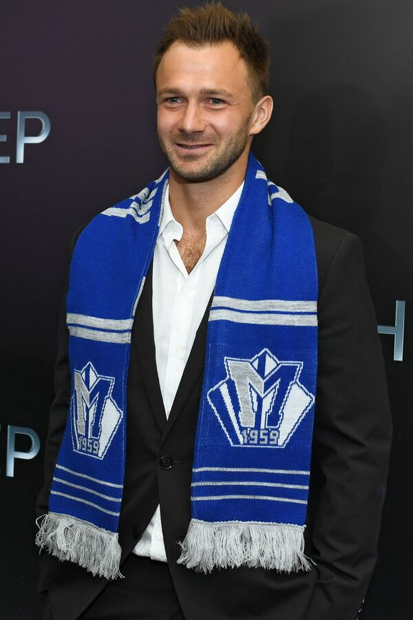 Футболист Дмитрий Сычев