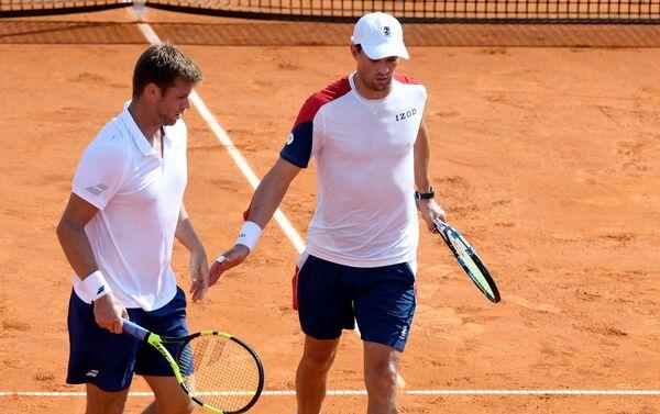 Теннисисты сборной США