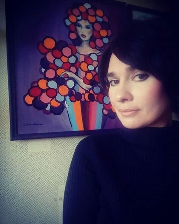 Ирина Романовская