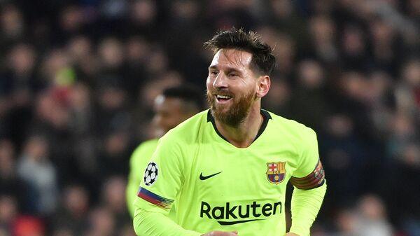 """Тренировка глазами Месси: """"Барселона"""" опубликовала уникальный видеоролик"""