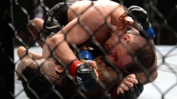 UFC Fight Night в Москве