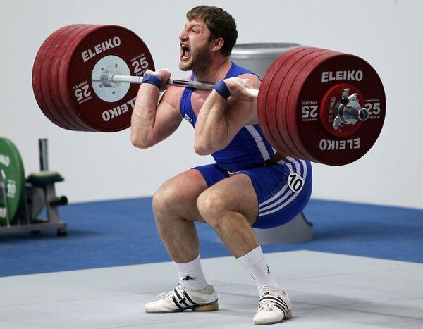 Тяжелая атлетика. Чемпионат Европы. Шестой день
