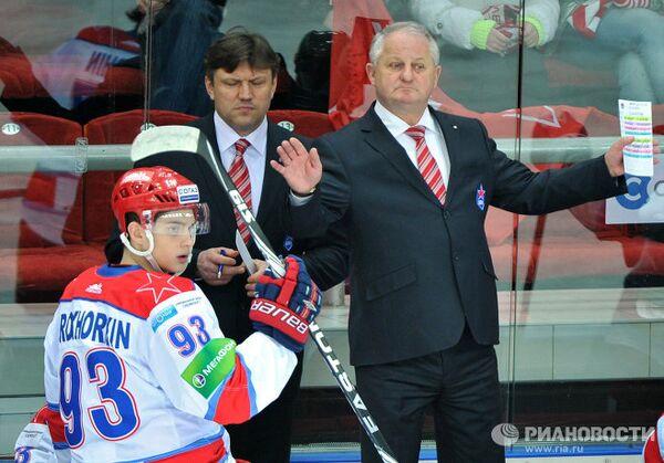 Николай Прохоркин, Вячеслав Буцаев и Юлиус Шуплер (слева направо)