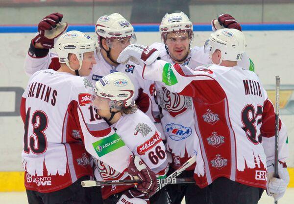 Хоккеисты Динамо (Рига). Архив