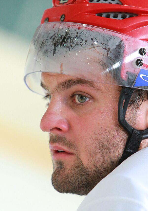 Хоккеист Александр Радулов