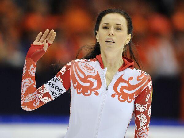 Российская спортсменка Екатерина Лобышева