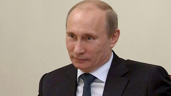 Путин поблагодарил сильнейших шахматистов мира за игру в Москве