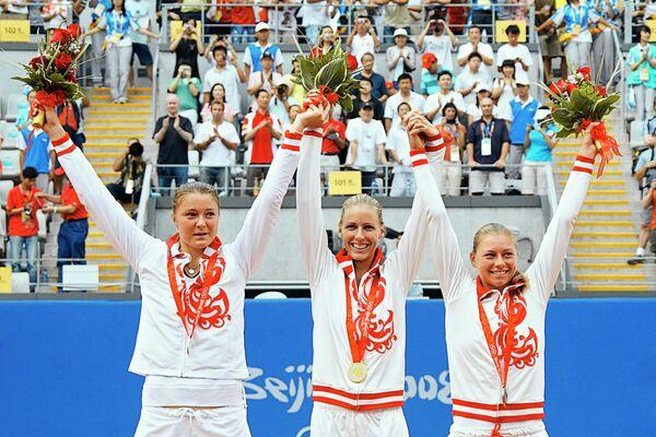 XXIX Олимпийские игры. Теннис