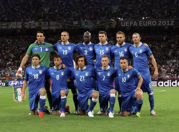 ЕВРО-2012: Насколько хорош был Андреа Пирло?