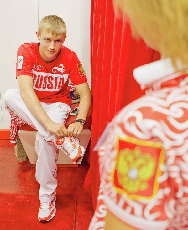 Никита Федоренко
