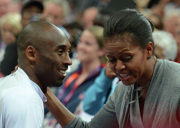 ОИ - 2012. Баскетбол. Мужчины. Матч США – Франция