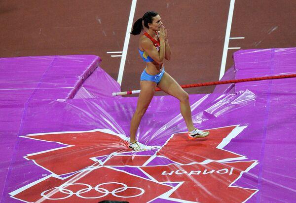 ОИ - 2012. Легкая атлетика. Четвертый день. Вечерняя сессия