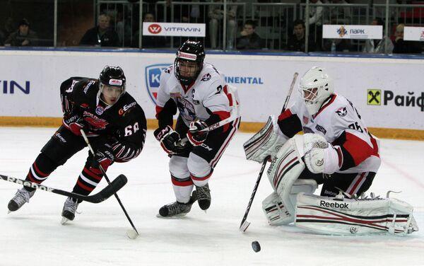 Второй Кубок мира по хоккею среди молодежных клубных команд