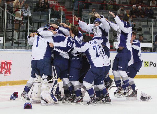 Кубок мира по хоккею среди молодежных клубных команд. Финал