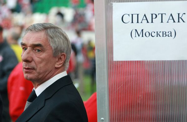 Заслуженный тренер России Георгий Ярцев