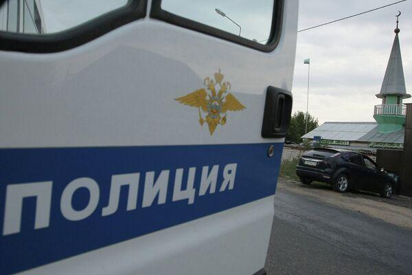 Автомобиль полиции