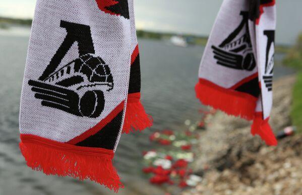 Мероприятия, посвященные годовщине трагедии ХК Локомотив