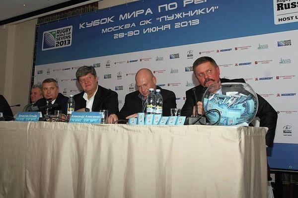 Алексей Воробьев, Вячеслав Копьев и Александр Алексеенко (слева на право)