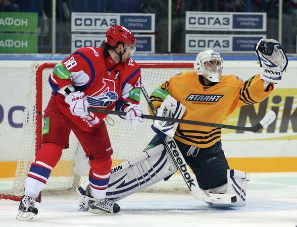 Станислав Галимов (справа)