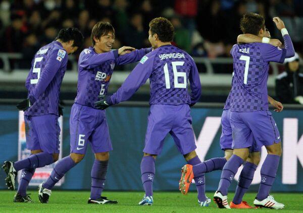 Футболисты Хиросимы