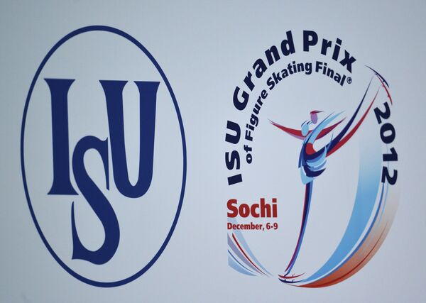 Логотип Федерации фигурного катания