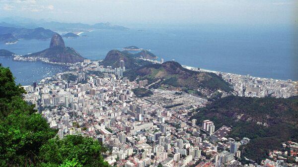 Панорама Рио-де-Жанейро