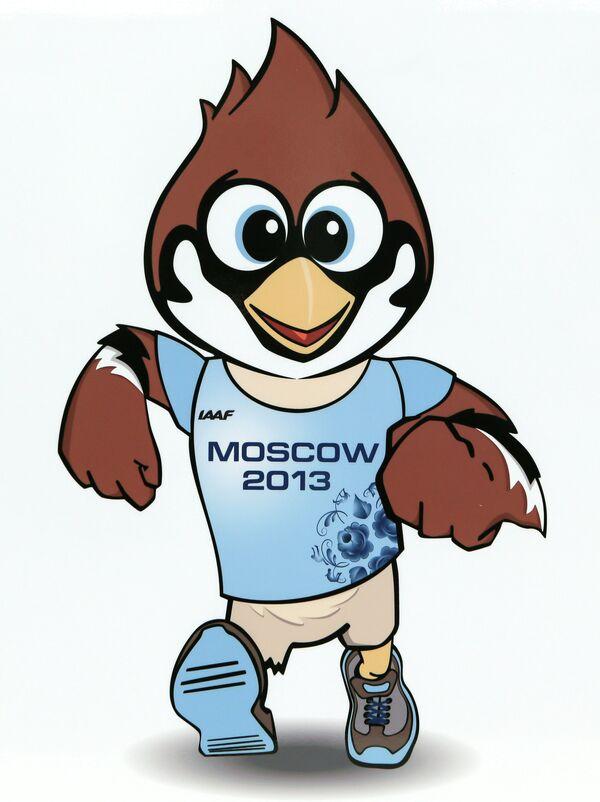 Дополнительный талисман чемпионата мира ИААФ по легкой атлетике 2013