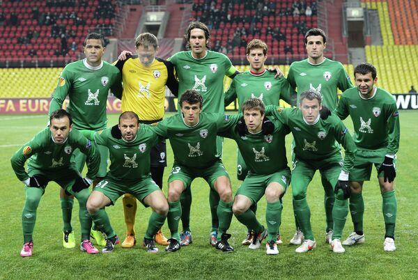 Игроки ФК Рубин