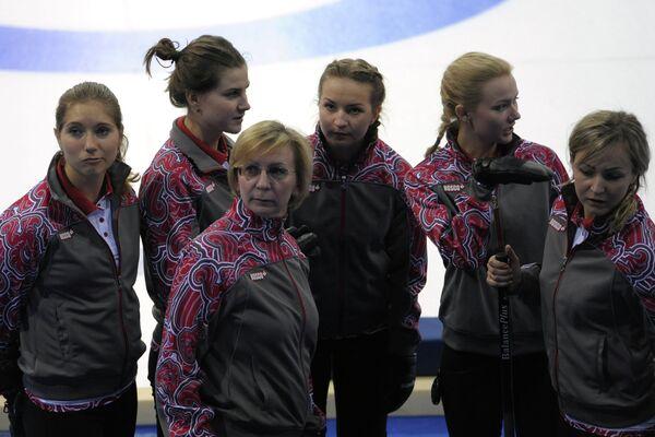 Российская молодежная команда