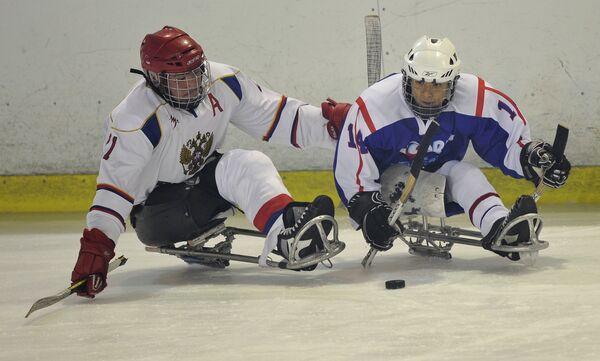 Международный кубок по следж-хоккею