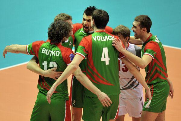 Игроки ВК Локомотив