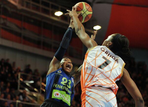 Баскетбол. Евролига. Финал