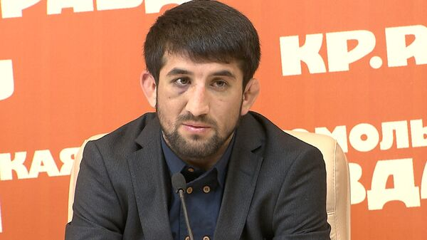 Мирзаев рассказал, книгу о каком известном узнике читал в СИЗО