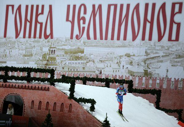 Россиянин Антон Шипулин