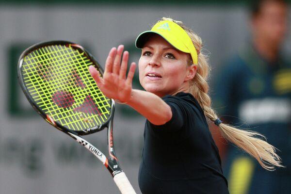 Российская теннисистка Мария Кириленко