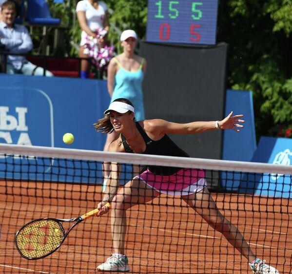 Швейцарская теннисистка Мартина Хингис
