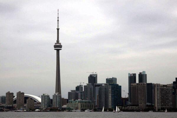 Фотопутешествие по Торонто: Не только саммит на решетки