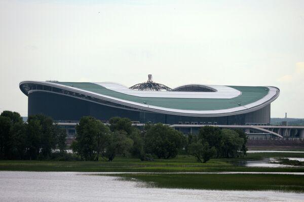 Стадион Kazan-Arena
