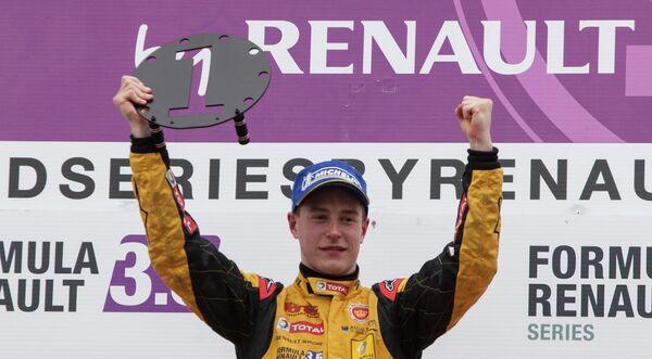 Победитель гонки, бельгиец Штоффель Вандорн