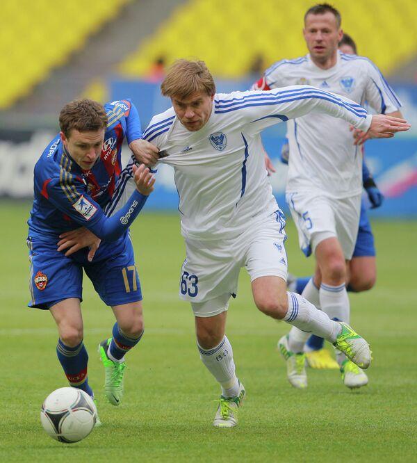 Павел Мамаев и Александр Белозеров