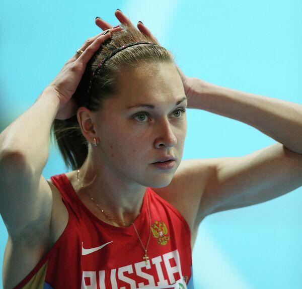 Ксения Усталова