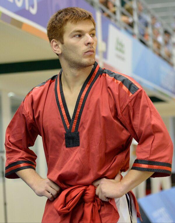Российский спортсмен Ильнар Галиев