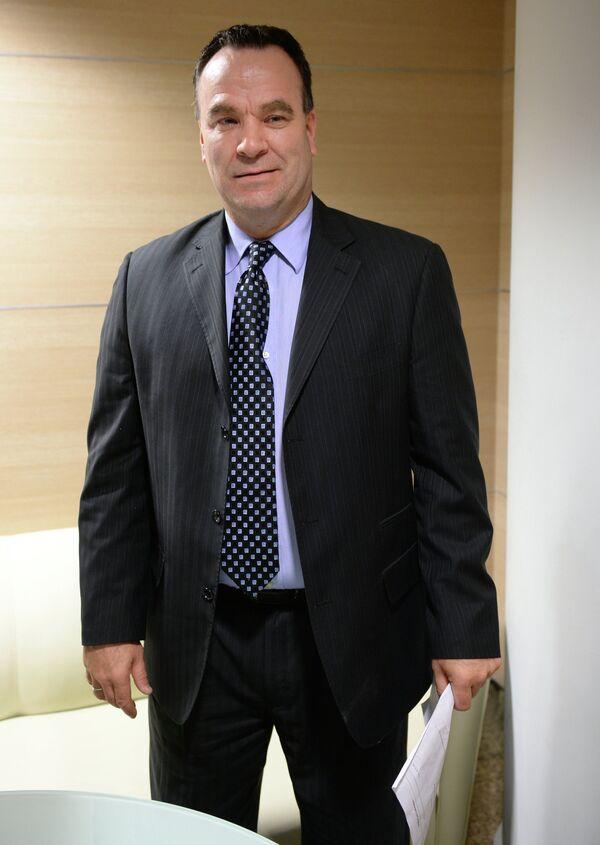 Новый главный тренер ПХК ЦСКА Джон Торчетти прилетел в Москву