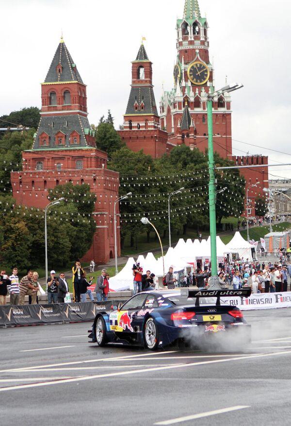 Moscow City Racing 2013. День первый