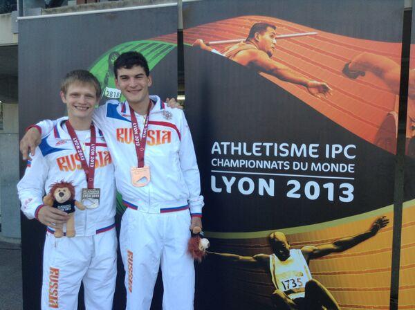 Евгений Швецов и Андрей Жирнов (слева направо)