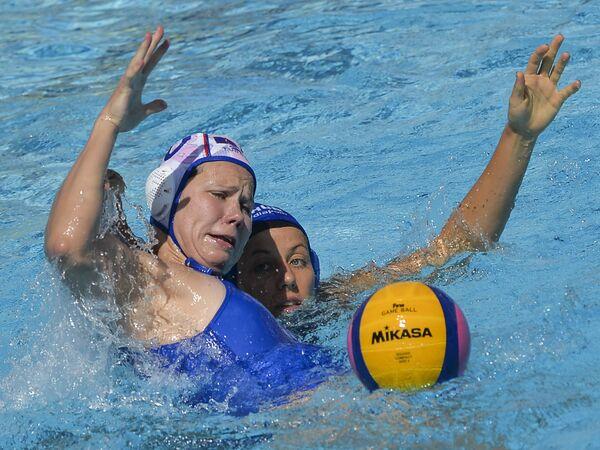 Ольга Беляева (на первом плане) и Рита Кестейи