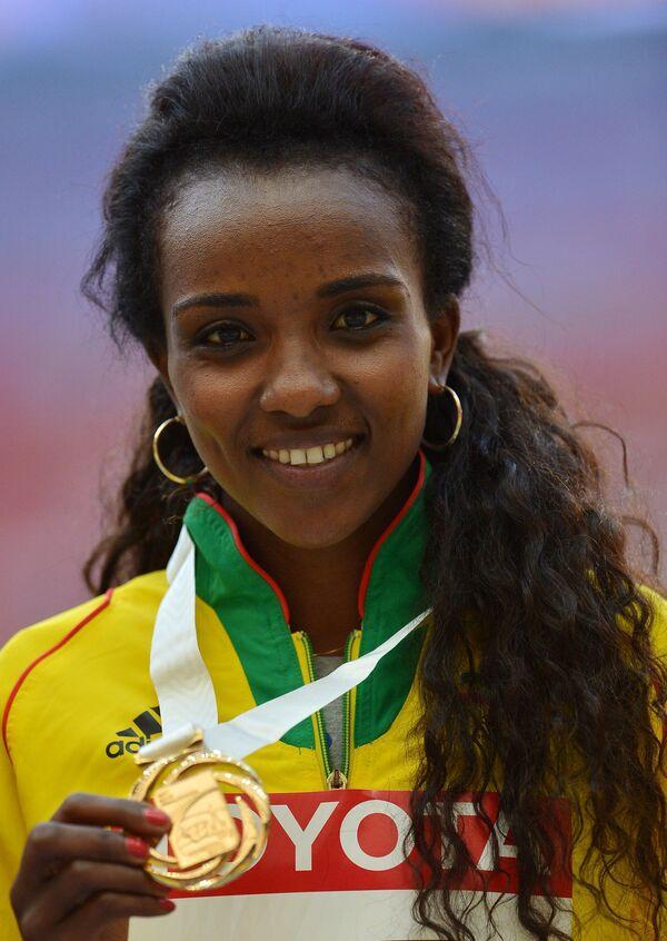 Тирунеш Дибаба (Эфиопия)