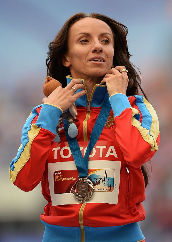 Мария Савинова