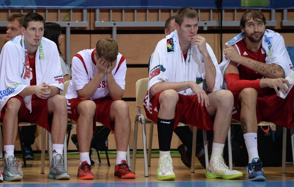 Евгений Валиев, Дмитрий Хвостов, Алексей Саврасенко и Дмитрий Соколов (слева направо)